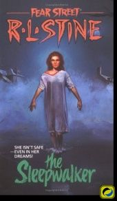 R.L. Stine Fear Street The Sleepwalker (No. 6)