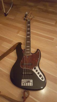Marcus Miller V7 Alder-5 BK