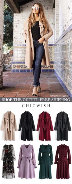 Search results for: - Retro, Indie and Unique Fashion Date Outfits, Jean Outfits, Casual Outfits, Simple Prom Dress, Simple Dresses, Unique Fashion, Led Dress, Wool Coat, Mantel