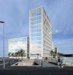 Bestseller, Office Building C.F. Møller