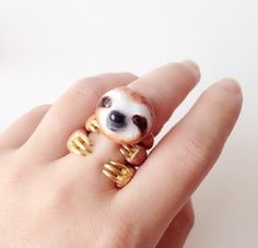 Sloth Ring / Mary Lou