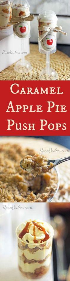 Caramel Apple Pie Pu