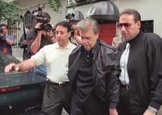 Vincent 'Chin' Gigante The Genovese Crime Family // Boss.