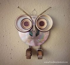 owl assemblage - Google Search