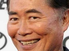 """http://www.breitbart.com/Big-Hollywood/2013/07/01/takei-omits-under-god-pledge  Takei, who is gay, recited a critical part of the Pledge of Allegiance to support his case for gay marriage but left out two key words--under God."""""""