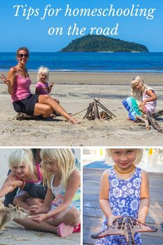 Thinking of homeschooling your kids while you travel. We share our experiences plus answer your most frequent questions. Never fear, help is here!  Please share with those who'd find this useful!
