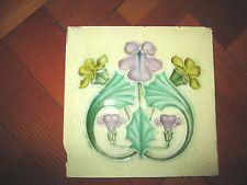 OLD TILE Art Nouveau Design