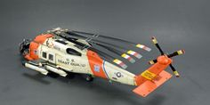 1/48 HH-60J USCG Jayhawk