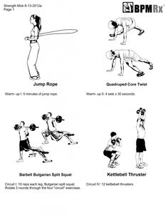 circuit training and why you should try it  core
