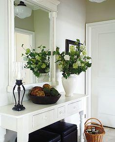 entryways + foyers