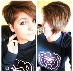 Here's where I'm headed with my hair.