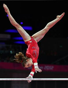 Gymnastics is awesome. They are amazing!!