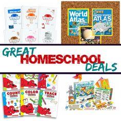 Great Deals on #Homeschool Essentials at @educents #sponsor