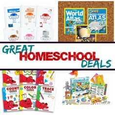 Great Deals on Homeschool Essentials at Educents