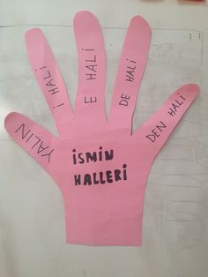 Ismin halleri konusunu bes kardes ile ogretmek Classroom Activities, Activities For Kids, Crafts For Kids, Turkish Lessons, Math Sheets, Learn Turkish, Turkish Language, Education System, I School