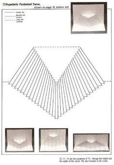 Origami Geometric Shapes, Origami Art, Libros Pop-up, Paper Art, Paper Crafts, Tarjetas Pop Up, Cut Out Art, Pop Up Art, Arches Paper
