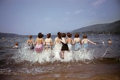 Lake George, New York, c. 1945 Christie's Boundless: 125 Years of National Geographic Photography