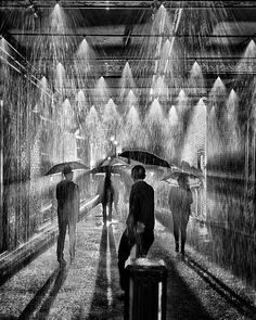 Kyle Anstey/The Rain Tunnel