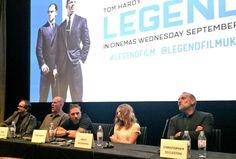 Tom Hardy - Legend   World Premiere (Press conference) London - September 3rd 2015.