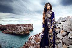 Madame de Rosa - I love her coat