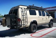 Sportsmobile Conversion Van