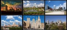#Tulsa Wall Art Pictures: Pictures of Tulsa Skyline by THE Tulsa Master Photographer John Shoemaker Sr. tulsaskylinepictures.com
