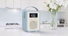 View quest retro mini dab radio