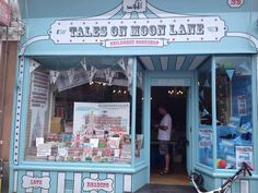 Tales On Moon Lane in London, Greater London. An award winning Indie Bookshop for children's books in South-East London.