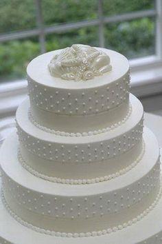 Otra opcion de torta sencilla pero elegante