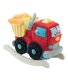 Another great find on #zulily! Dumpee the Truck Play