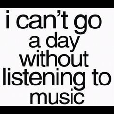 """""""I can't go a day without listening to music"""" - sound familiar? How does listening to music help you improve your singing? Music Is My Escape, I Love Music, Music Is Life, Music Happy, House Music, On Air Radio, George Ezra, Music Lyrics, Beatles Lyrics"""