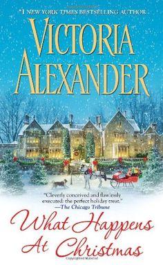 What Happens At Christmas by Victoria Alexander,http://www.amazon.com/dp/1420117092/ref=cm_sw_r_pi_dp_0tRJsb12X6J0WAEN