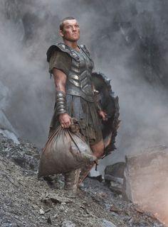 Perseus - Sam Worthington in Clash of the Titans (2010).