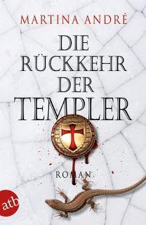 Lesendes Katzenpersonal: [Rezension] Martina André - Templer 03: Die Rückke...