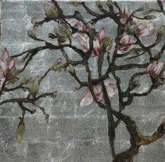 Artist Claire BASLER - Painter - Mixed technique