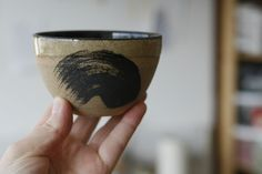 Tea-cup by Pottery West for Kiosk Project Space