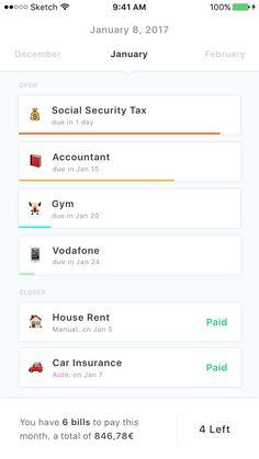 Debts App