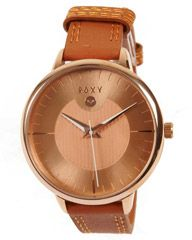 3973eab788a ROXY AVENUE LEATHER WATCH - ARGL Relógios On-line