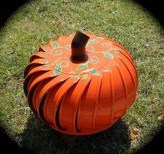 Wind Turbine pumpkin
