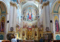 Cathedral Greek Catholic Church of Ternopil in Ukraine
