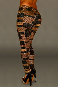 Love these leggings kreesha turner was wearing on much musics trending! Can be purchased at www.angelbrinks.com