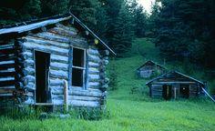 Garnet Ghost Town: (Montana)