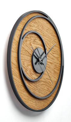 wooden clock home decor Modern wood wall kitchen clock wooden wall bedroom decor Wooden Wall Bedroom, Wall Clock Wooden, Metal Clock, Wood Clocks, Metal Wall Decor, Wooden Walls, Bedroom Decor, Clock Wall, Wall Wood