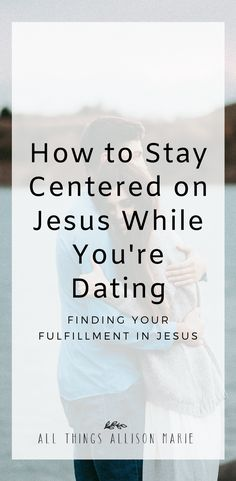 How to stay centered on Jesus while you're dating // How to find your fulfillment in Jesus and not your boyfriend // College Christian Girl, Christian High School, Christian Girls, Christian Dating, Christian Quotes, Finding Joy, Finding Yourself, Faith Quotes, Life Quotes