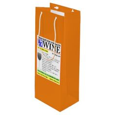 Funny Prescription Wine Gift Bag - click to get yours right now!
