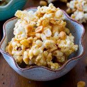 Peanut Butter Caramel Corn-13