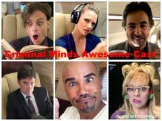 Criminal Minds ~ Created by Kimberlydyan