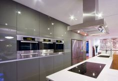 Contemporary Interior Design Kitchen Australia Ideas  Kitchen Fascinating Modern Kitchen Design Ideas 2014 Decorating Design