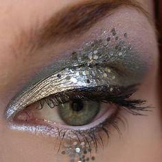 Fairytale fashion fantasy / karen cox.  ♔ Fantasy Mermaid MU 2