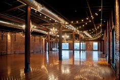 We LOVE Cannery Ballroom. The killer view and industrial feel makes for an event that is sure to impress!